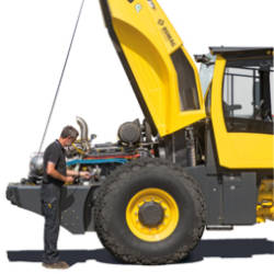 BOMAG Online Parts Catalogus